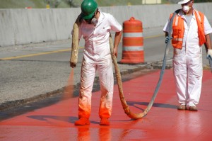 Liquid Spray Applied Waterproofing Membranes