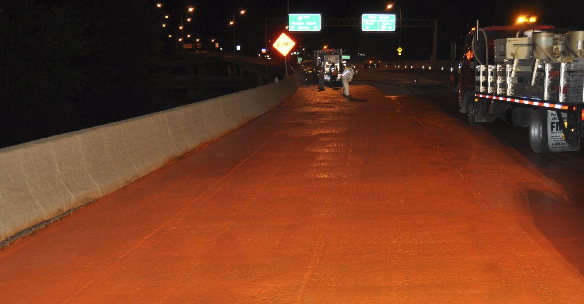 Bridge Deck Membrane