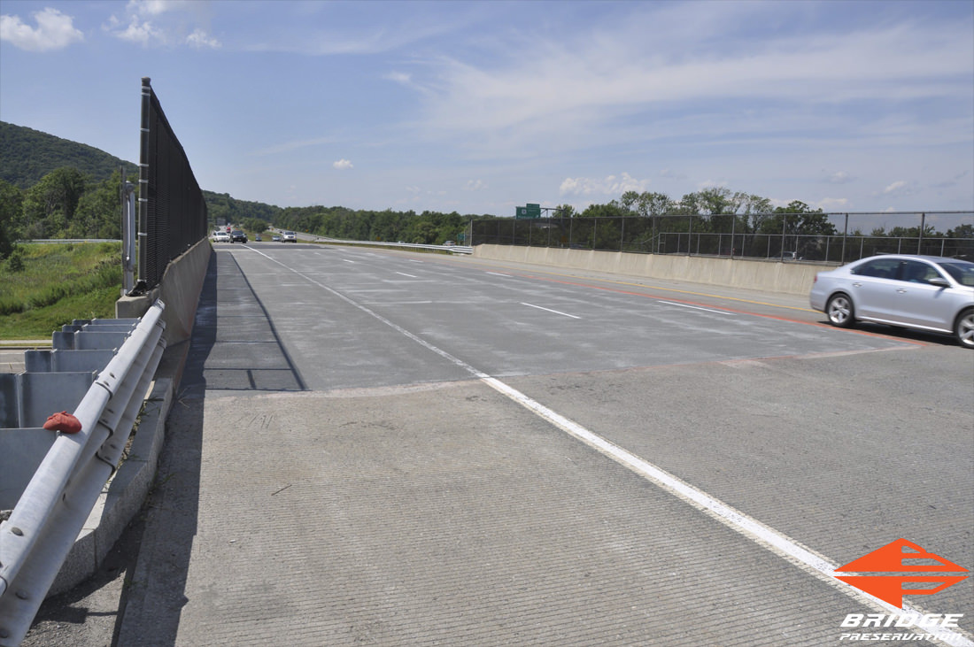 spray applied waterproofing for highway bridges