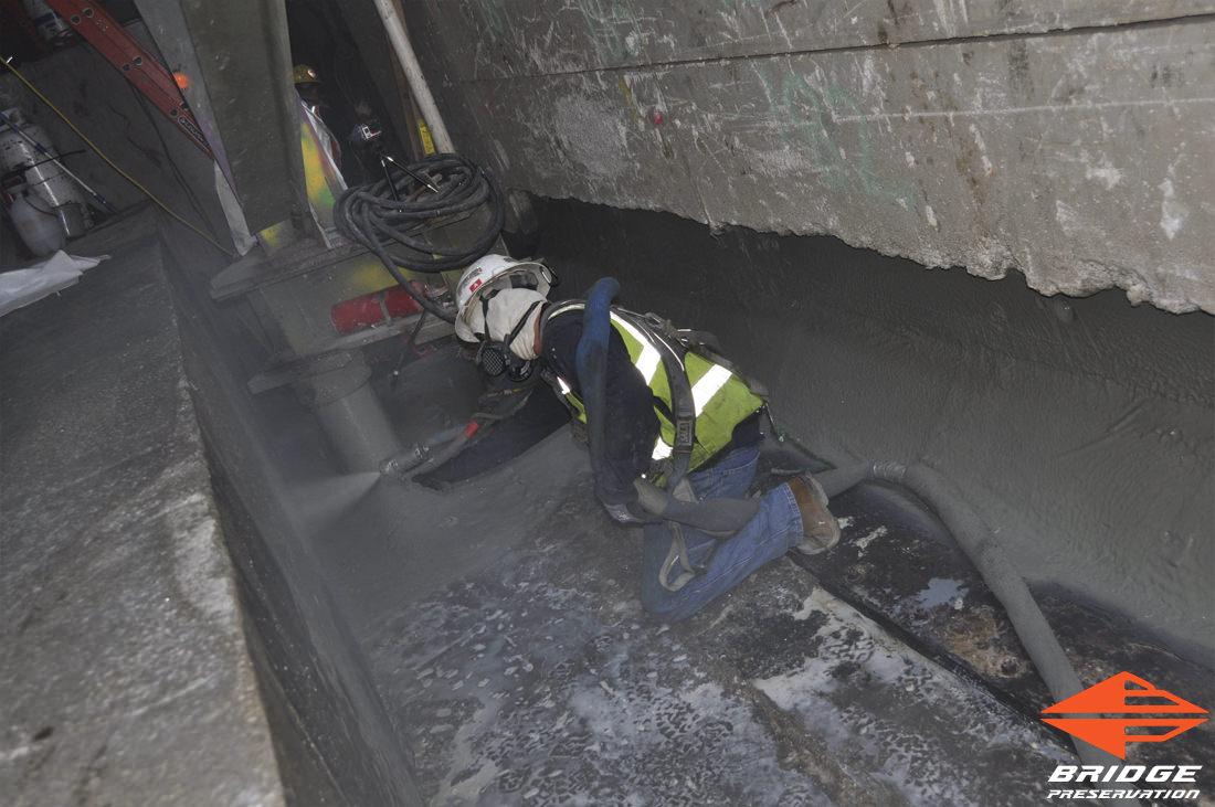 spray applied tunnel waterproofing membrane