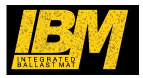 Integrated Ballast Mat