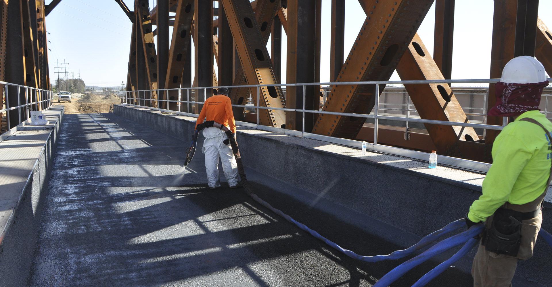 Railroad Waterproofing Bridge Preservation Llc