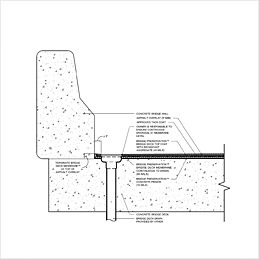 Concrete Deck Waterproofing with Asphalt Overlay