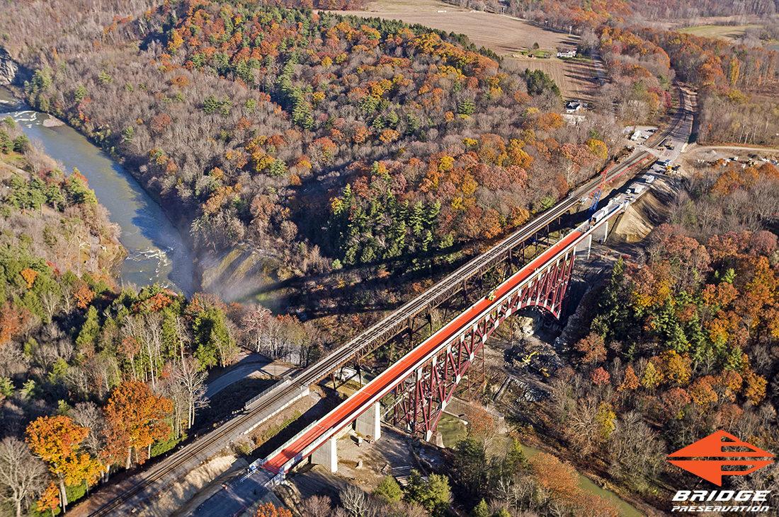 High Performance Waterproofing for Portageville Bridge
